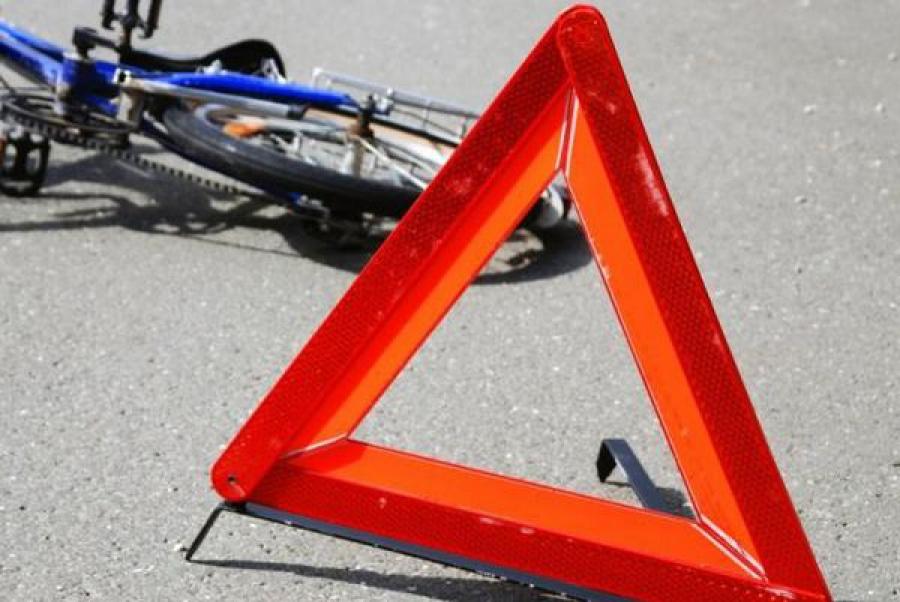 В Спировском районе водитель мопеда сбил 4-летнего мальчика на велосипеде