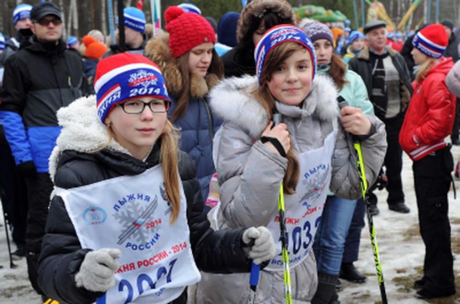 От 3 до 85 лет: «Лыжне России» все возрасты покорны