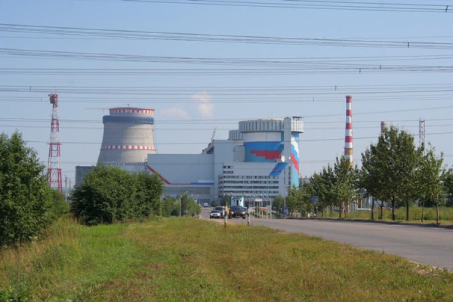 На Калининской АЭС из-за неисправности остановлен энергоблок