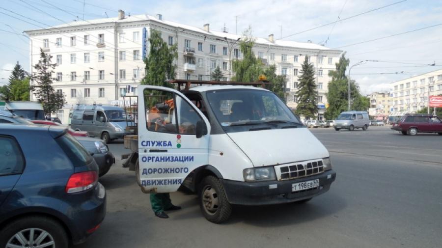 Новые светофоры установлены в Твери