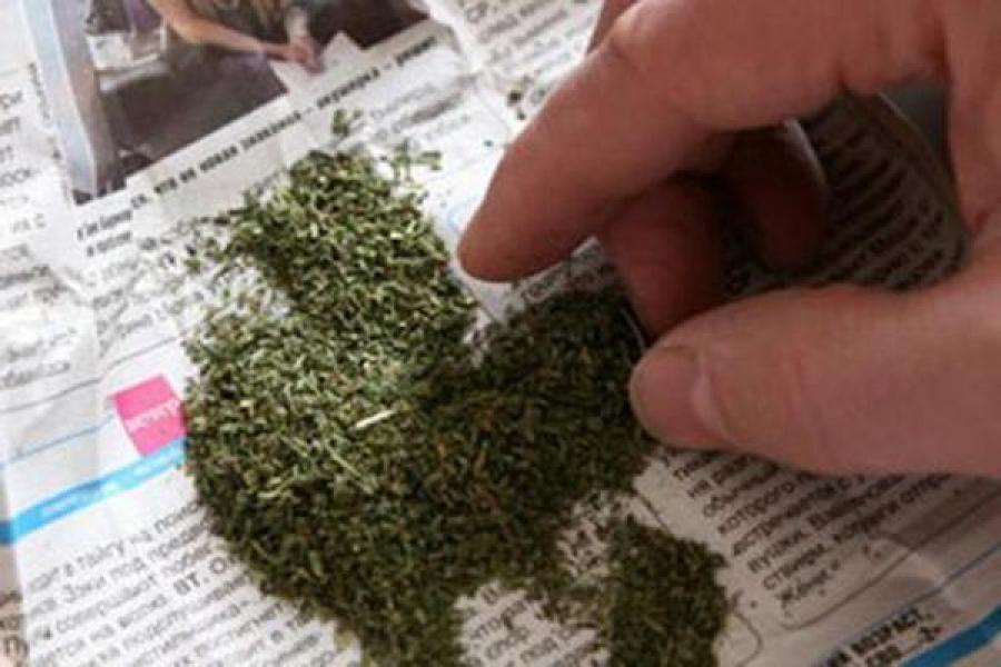 В деревне Колталово дома у местного жителя нашли 1,5 кг марихуаны