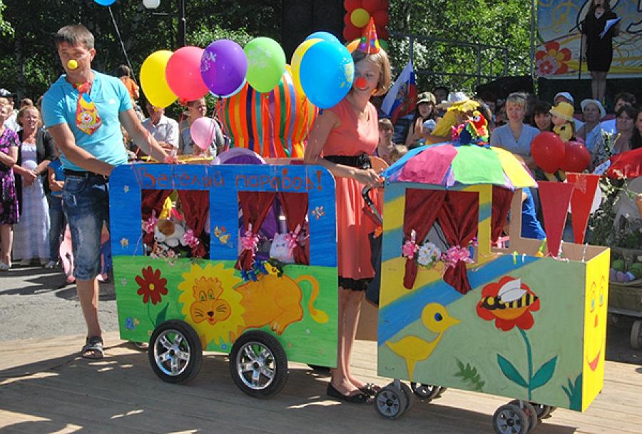 В Твери пройдет парад колясок