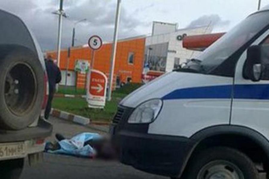 Убийство совершено в Твери утром в субботу