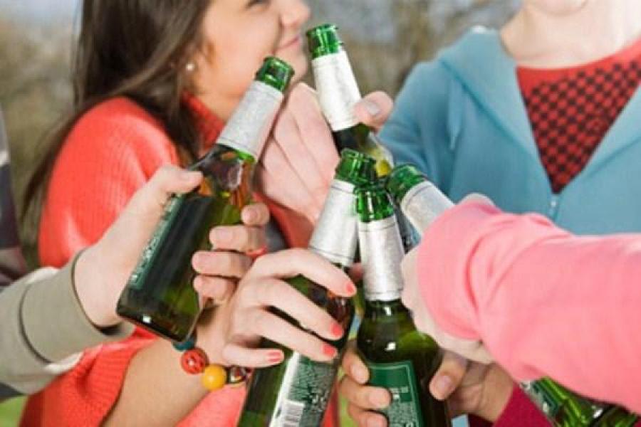 В «День знаний» в Твери ловили пьяных школьников