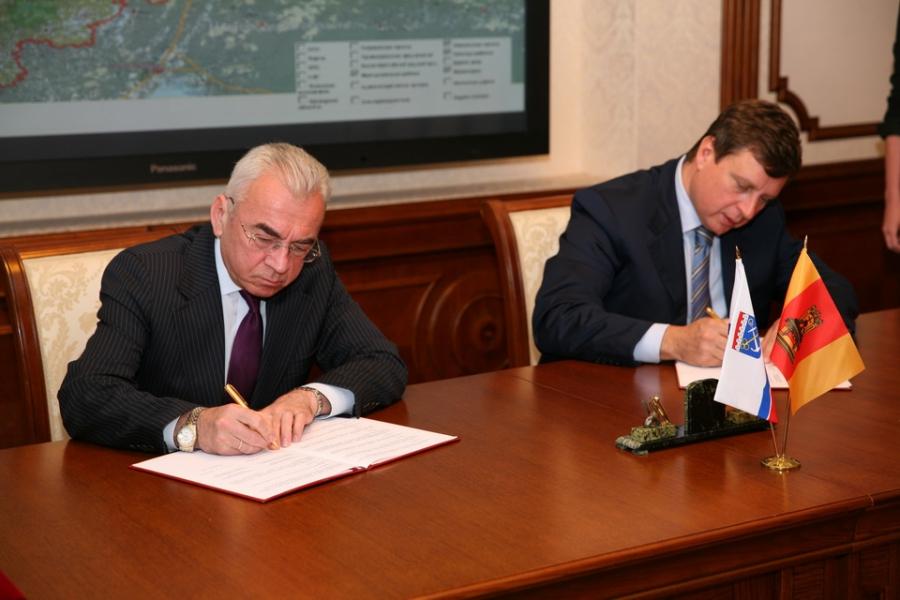 Тверские и ленинградские законодатели готовы к сотрудничеству
