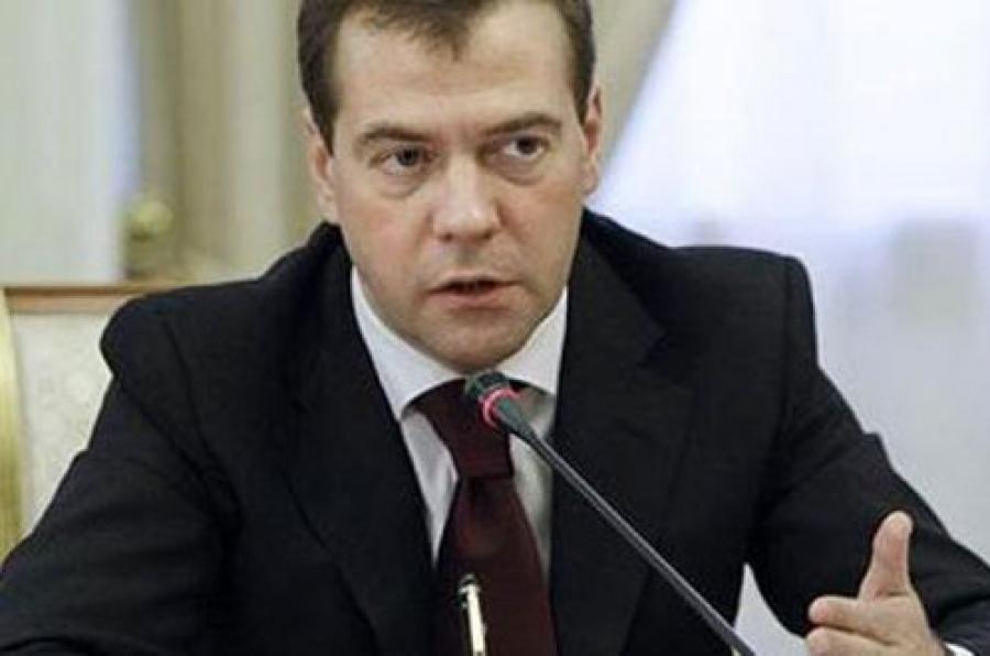 На открытии завода в поселке Изоплит Дмитрий Медведев отметил неизбалованность инвесторами Тверской области