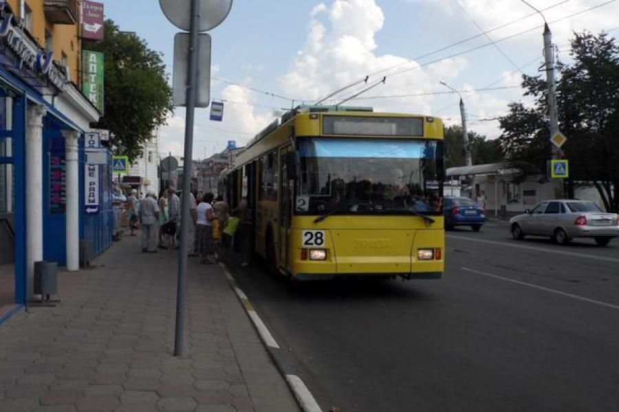 Автобусы и троллейбусы сделают главными видами транспорта в Твери