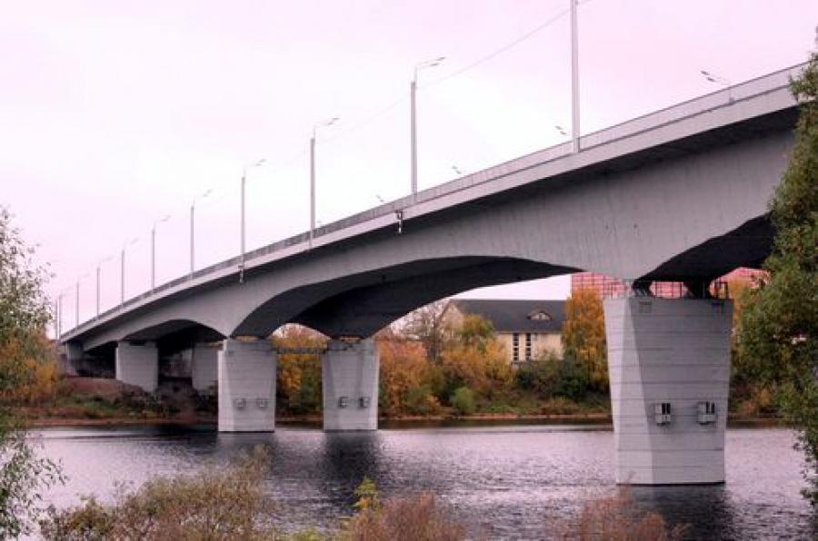 Завершился ремонт Восточного моста в Твери