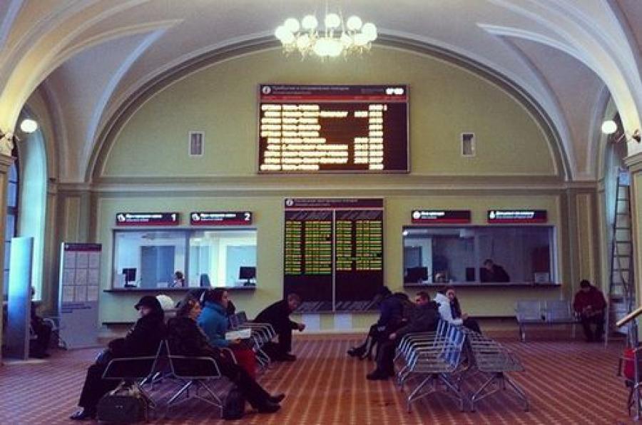 «Московское крыло» Тверского железнодорожного вокзала отреставрировали и открыли для пассажиров