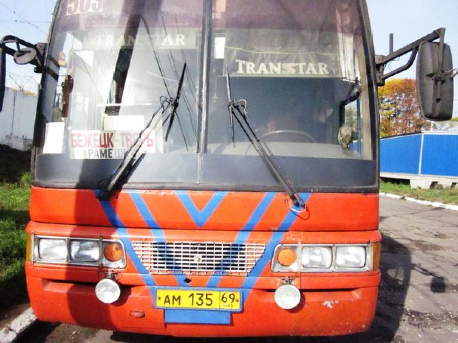 В ходе операции «Автобус» к ответственности привлечены 268 водителей автобусов и маршруток
