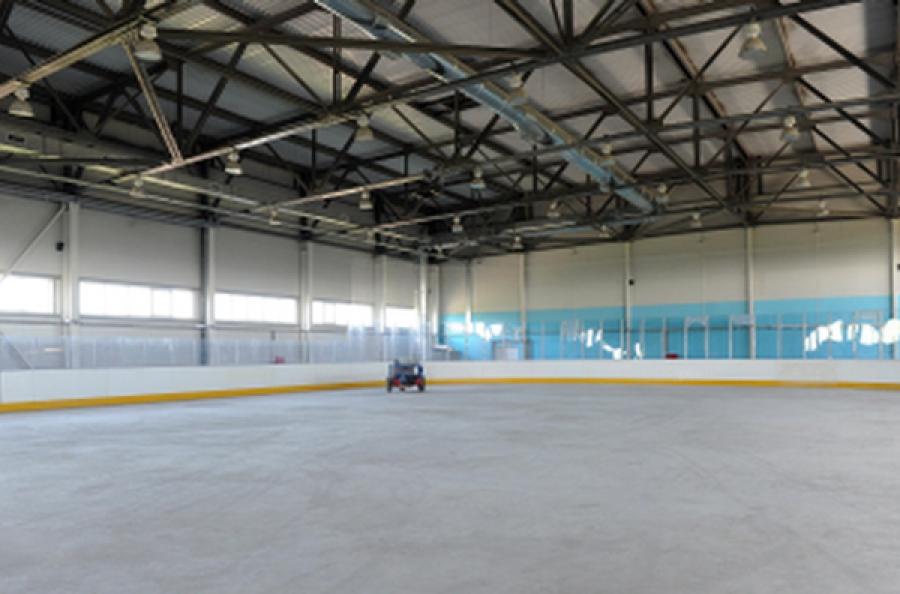 Скоро в Калязине откроется новый спорткомплекс с ледовой ареной
