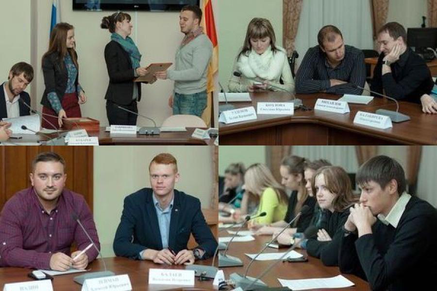 Молодежная палата Твери обсудила вопросы морально-нравственного воспитания