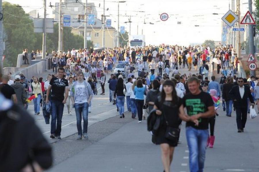 День города-2014 в Твери: традиции и новшества