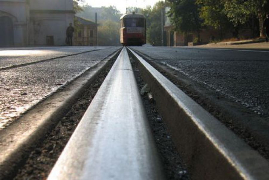 В Твери готовы потратить 14 млн. рублей на ремонт межрельсового пространства трамвайных путей
