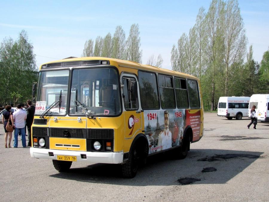 На улицах Твери может появиться «Сталинобус»