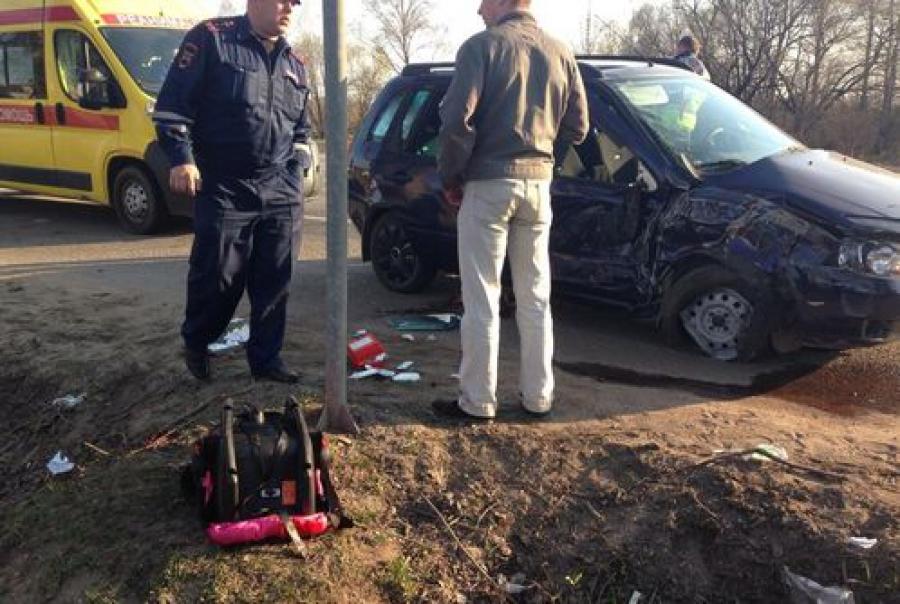 Две женщины погибли в двух ДТП на дорогах Тверской области