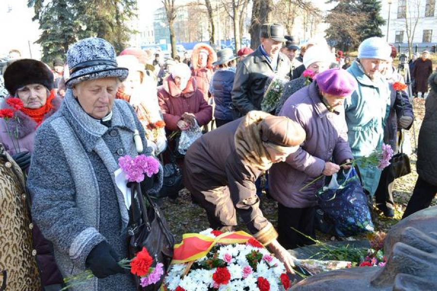 В Твери почтили память жертв политических репрессий