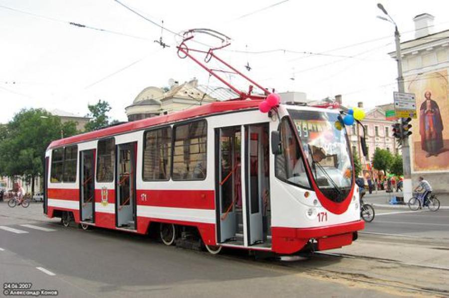 В бюджете Твери могут предусмотреть средства на ремонт трамвайных путей
