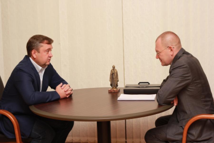 Заместитель полпреда Президента РФ в ЦФО прибыл в Тверскую область с рабочим визитом