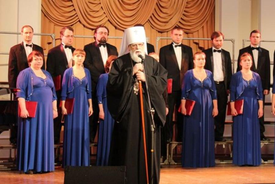 Лучшие хоры Верхневолжья можно услышать на Рождественском фестивале