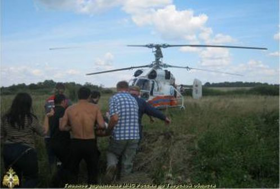 Столкновение трех машин на М-10: 1 человек погиб, 5 пострадали