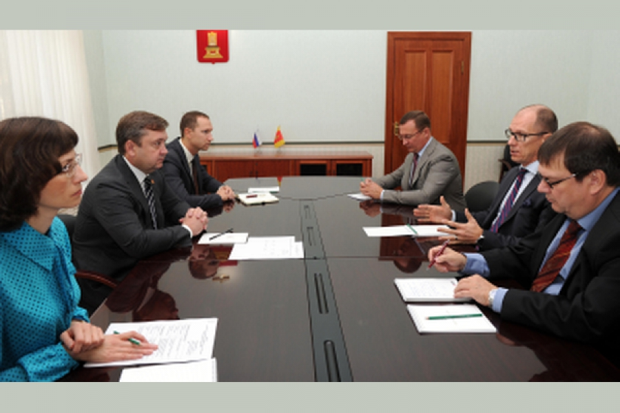Paroc Group и губернатор договорились продолжить сотрудничество
