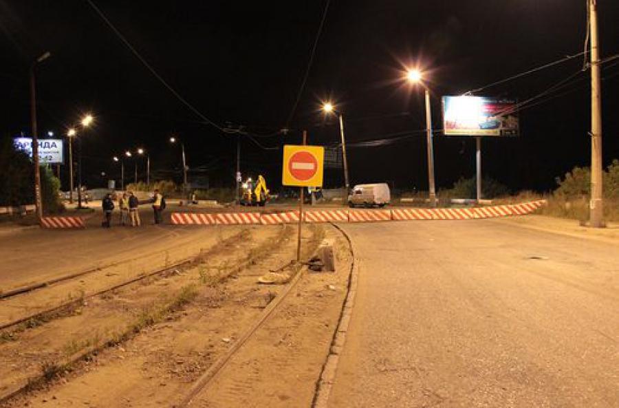 Начато предпусковое испытание Восточного моста в Твери