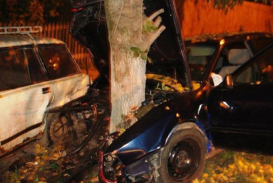 Пьяный водитель стал виновником ДТП в Твери