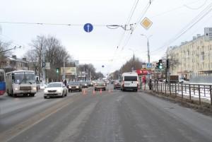 ДТП на Санкт-Петербургском шоссе