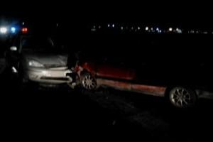 ДТП, произошедшее по вине пьяного водителя