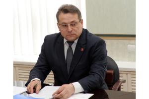 Министр промышленности и информационных технологий  Тверской области Евгений Вожакин