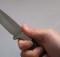 мужчина с ножом напал на старушку