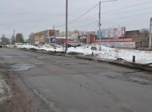 Аварийно-ямочный ремонт на Старицком шоссе