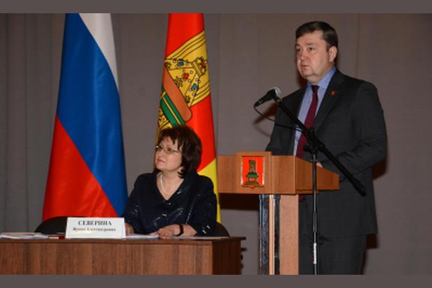 Губернатор Андрей Шевелев