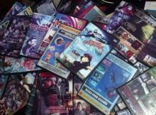 Контрафактные диски