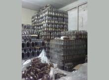 Пиво на складе