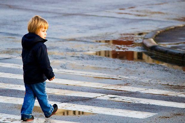 Ребенок-пешеход