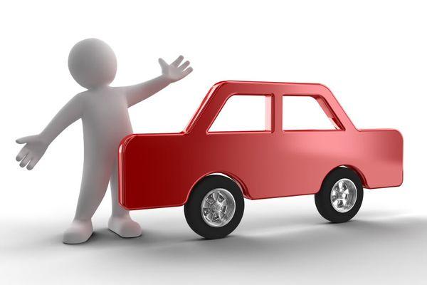 Возращение автомобиля