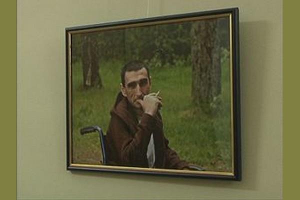 Выставка Александра Селиванова