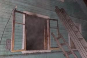 В Торжокском районе сгорела квартира