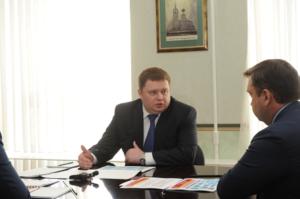 Министр ТЭК и ЖКХ Тверской области Дмитрий Базаров