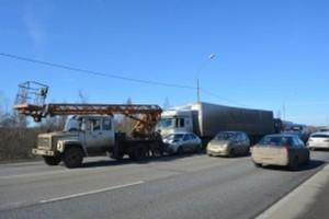 ДТП на окружной дороге
