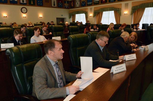 Комитет ЗС по налогам