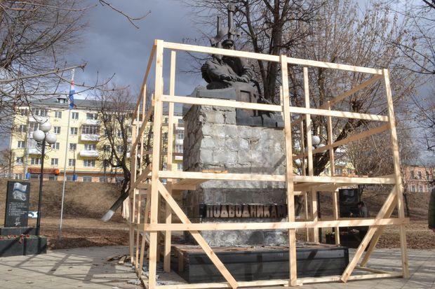 Памятник подводникам_реставрация_2503