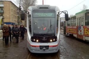 Низкопольный трамвай City Star