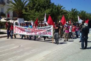 1 мая в Греции