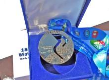 Медаль Сурдлимпиады