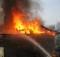 Пожар в Калининском районе_2504