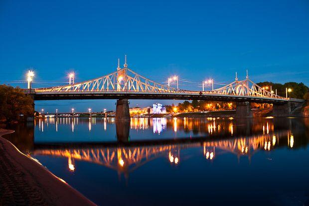 Старый мост_Тверь