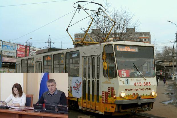 Трамвай+Делаков